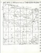 Map Image 021, Luce County 1973